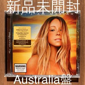 Mariah Carey マライア・キャリー Me. I Am Mariah ...The Elusive Chanteuse ミー。アイ・アム・マライア AU盤 オーストラリア盤