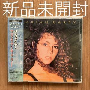 Mariah Carey マライア・キャリー マライアキャリー Mariah CSCS5253 新品未開封 ①