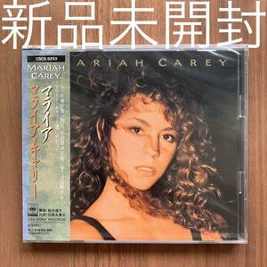 Mariah Carey マライア・キャリー マライアキャリー Mariah CSCS5253 新品未開封 ②