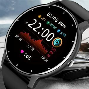 【新品1円~】※限定1品【最新多機能スマートウォッチ】2-KM51001 Bluetooth 防水 多機能 SMS 健康管理 人気 海外高級ブランド