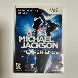 wii マイケルジャクソン ザエクスペリエンス Wiiソフト