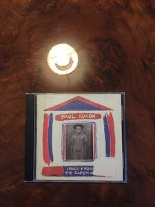 """CDーPaul Simon """"The Capeman"""" ポール・サイモン/ザ・ケープマン・1997年・ワーナーミュージック・ジャパン・国内盤"""