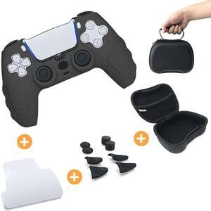 PS5用ケース 防水 防塵 耐衝撃 11点セット