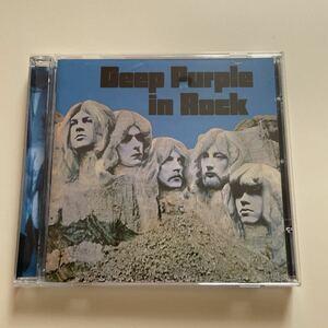 【美品】Deep Purple/In Rock 25th Anniversary