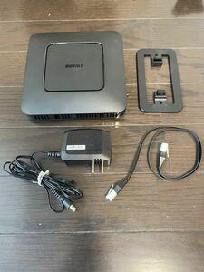 BUFFALO WiFi 無線LAN ルーター WSR-2533DHPL/NB