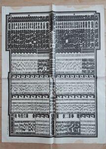 大相撲 昭和58年夏場所番付 於 蔵前国技館