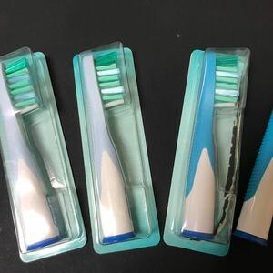 ブラウン純正 オーラルB 電動歯ブラシ 替えブラシ3本とおまけ1本