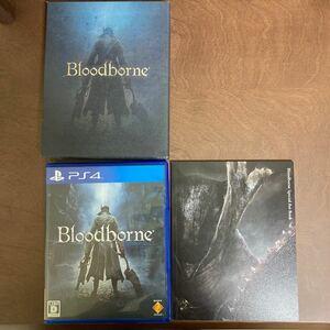 Bloodborne ブラッドボーン PS4ソフト 初回限定版