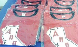 新品未開封 大谷翔平 70年代ビンテージTシャツ LAエンジェルス球団配布正規品 サイズXL ヴィンテージ  Tシャツ