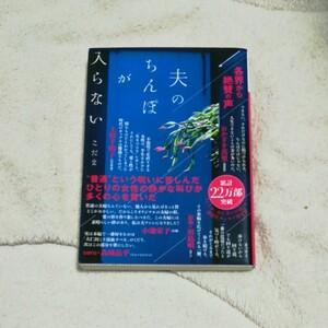 夫のちんぽが入らない (講談社文庫) こだま/2枚カバー付き/小説/古本 (国内文庫本)