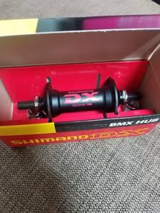 ラスト SHIMANO DX BMX フロントハブ HB-MX66 オールド KUWAHARA GT DIAMONDBACK HARO
