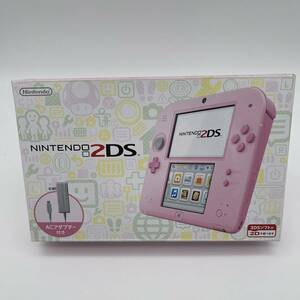 ★新品・未使用★ 即納 任天堂 Nintendo 2DS 本体 ピンク ニンテンドー