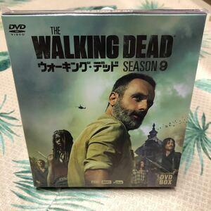 【新品】ウォーキング・デッド コンパクト DVD-BOX シーズン9