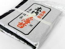 業務用寿司海苔50枚取り♪香・色・風味など原料を吟味した問屋価格の海苔♪宮城県産の海苔をレターパックで全国送付可能♪