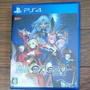 【 PS4 】 Fate/EXTELLA  フェイト/エクステラ
