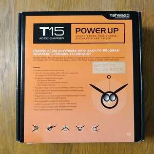 Tahmazo T15 AD T6B タマゾー 充放電器 リポバランサー チャージャー 模型 ラジコン 匿名配送