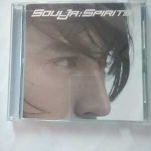 S015 CD Soulja/Spitrits 1.DOGG POUND 2.ここにいるよ feat. 青山テルマ 3.ID 4.A Song for You 5.First