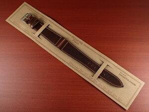 CBHC-03a ★新型★ アキュレイトフォルム ホーウィン クロムエクセル革ベルト レギュラー ティンバー 16mm、17mm、18mm、19mm、20mm
