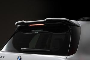 【WALD Sports-Line】 BMW G07 X7 Mスポーツ 35d M50i 前期 19.06- リア ルーフスポイラー スポイラー ヴァルド バルド M-SPORT