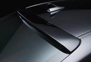 【WALD Executive Line】 LEXUS レクサス H24.1-H27.11 GS250 GS350 GS450h GRL10 ルーフスポイラー GS ヴァルド エアロ スポイラー