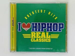 即決CD I LOVE HIP HOP / REAL CLASSICS / ヒップホップ アルバム 36曲収録 H01