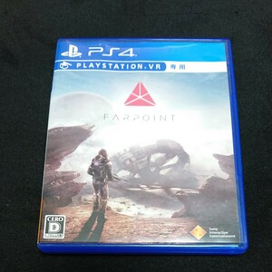 【PS4】 Farpoint [通常版] ファーポイント ps4 ソフト vr fps