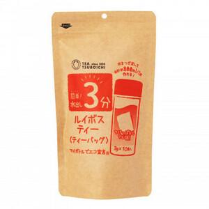 つぼ市製茶本舗 かんたん水出し分 ルイボスティーティーバッグ 30g 12セット(a-1690639)
