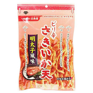伍魚福 おつまみ ピリ辛さきいか天明太子風味 70g×20入り 40030(a-1676562)