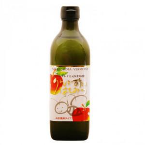 マルシマ りんご酢とはちみつ 500mL×2本 5551(a-1682563)