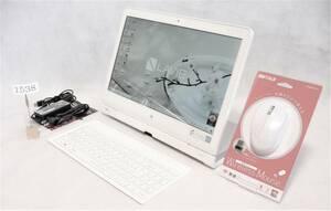 【ほぼ新品】15.6FHD(1920x1080)IPSタッチ 日本電気 LAVIE Frista HF150/C 第5世代Cele-1.7GHz/MEM4GB/HDD1TB/Win10/Office2019Pro/Sマルチ