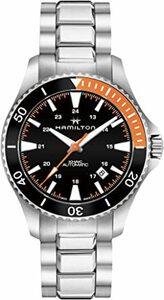 文字盤色-ブラック [ハミルトン] 腕時計 カーキ 機械式自動巻 H82305131 メンズ 正規輸入品