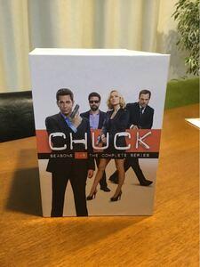 CHUCK チャック DVDコンプリート・シリーズ