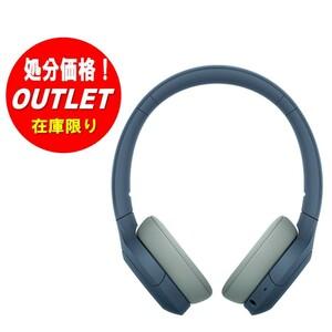 【在庫処分・新品未使用】SONY ワイヤレスステレオヘッドセット h.ear on 3 Mini Wireless WH-H810-LM ブルー【海外仕様】