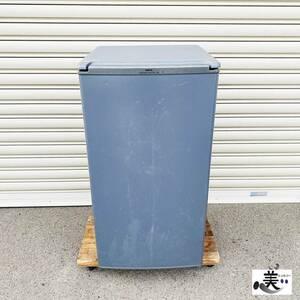 甲MJ13466 格安販売 クリーニング済 動作確認済 75L 単身向け サンヨー SANYO 電気冷蔵庫 1枚扉冷蔵庫 1ドア冷蔵庫 SR-8(H)