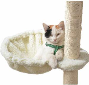 木登りタワー 替えハンモック 拡張パーツ ハンモック 猫 はんもっく キャット