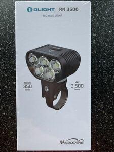 新品 Olight RN3500 MTB 自転車ライト 3500ルーメン オーライト LEDライト アウトドア LED マウンテンバイク