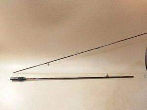 オリムピック 純世紀 トラウトミディアム 180C ブランクのみ フジグリップ Aコネット  2ピース ベイトロッド オールドロッド (21743