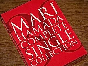4CD+DVD/浜田麻里/30th ANNIVERSARY COMPLETE SINGLE COLLECTION/BOX