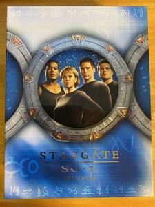 スターゲイト SG-1 ファイナル・シーズン DVD ザ・コンプリートボックス