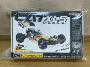 希少 Schumacher シューマッハ CAT XLS MASAMI 新品 未開封 オネスト扱い品 ビンテージ バギー