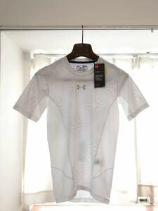 新品未使用タグ付き☆UNDERARMOUR☆アンダーアーマーコンプレッションインナーシャツTシャツクールスイッチMD 定価\7.480