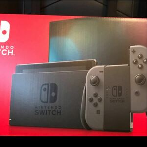 Nintendo Switch 本体 グレー 高速 任天堂 ニンテンドースイッチ 本体 漆黒 クロ Joy