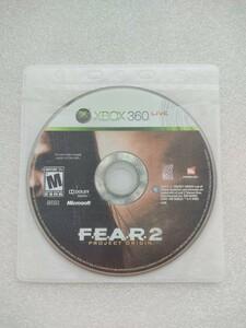 XBOX360 FEAR2