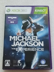 XBOX360 マイケル・ジャクソン MICHAEL JACKSON