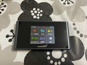 期間限定値下げ!早い者勝ち!Pocket WiFi 303ZT