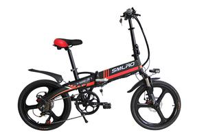 20インチ 3WAY折りたたみ式電動バイク 最大時速25キロ 電力5速調整 外装SHIMANO 7段変速 36V 350W 10AH Dブレーキ LEDライト搭載 USB充電可