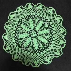 ハンドメイドレース編み 手編み