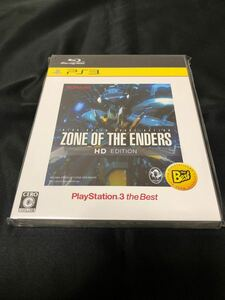 PS3 ZONE OF THE ENDERS HD EDITION 新品