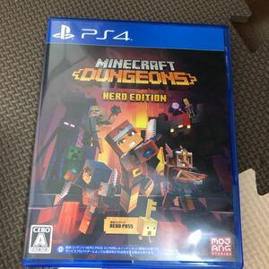 【PS4】 Minecraft Dungeons Hero Edition