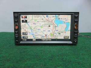Q482動作保障付/TVフルセグ地デジ/Bluetooth内蔵/日産HDDナビ HS310D-W/NVA-HD7310FW /SD USB ipod CD DVDOK SANYO ワイド200mm テレビOK